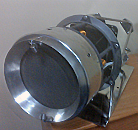 Plasma Ion Thruster or PIT - One of the most worked out electric propulsion type, tested in space